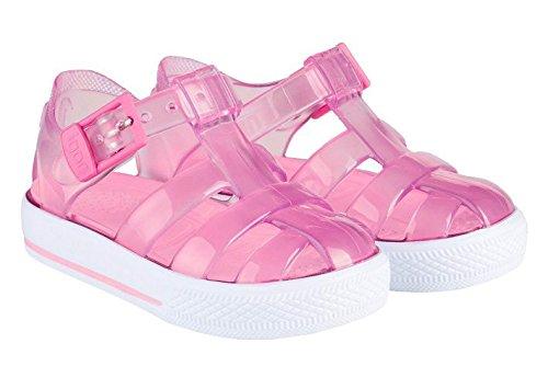 fa02ea2efb5 IGOR ΠΕΔΙΛΑ ΚΑΛΟΚΑΙΡΙΝΑ ΑΝΑΤΟΜΙΚΑ Tenis sandals crystal light pink - Baby  Love