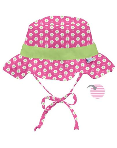 15f494a3975 IPLAY ΚΑΠΕΛΟ Reversible Ruffle Bucket Sun Protection Hat