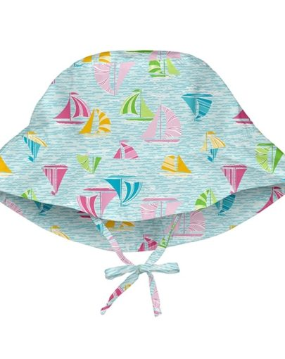 9009e9416ee IPLAY ΚΑΠΕΛΟ Light aqua sailboat bucket hat