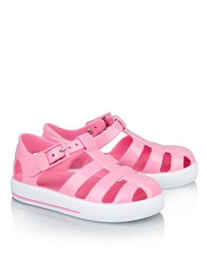 77e10f4bfd7 IGOR ΠΕΔΙΛΑ ΚΑΛΟΚΑΙΡΙΝΑ ΑΝΑΤΟΜΙΚΑ Rosa Pink Tenis Jelly Sandals